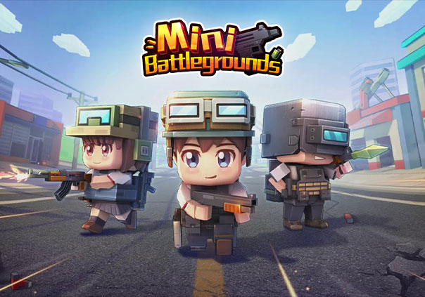 Mini Battlegrounds Profile Banner