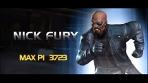 Nick Fury Special Moves _ Marvel Contest of Champions