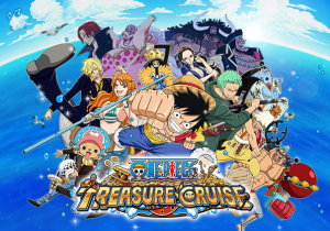 One Piece Treasure Cruise Game Profile Image