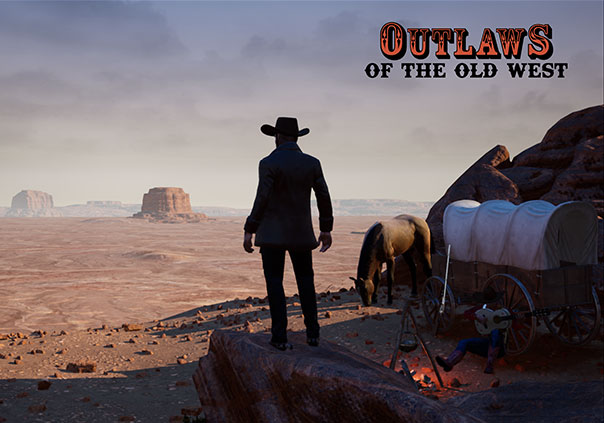 Outlaws of the Old West Game Profile Image