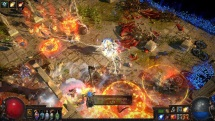Path of Exile Launches on PS4