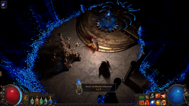 Path of Exile Synthesis Launch