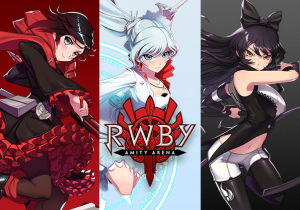 RWBY Amity Arena Profile Banner