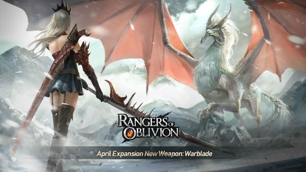 Rangers of Oblivion Warblade Update