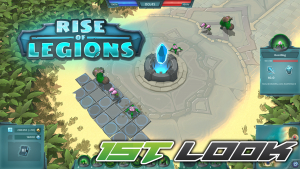 Colt takes a first look at Rise of Legions!
