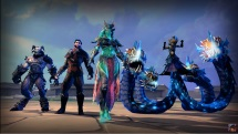 SMITE Introducing the Darkness Falls Battle Pass