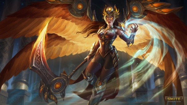 Smite Darkness Falls Patch Notes - image