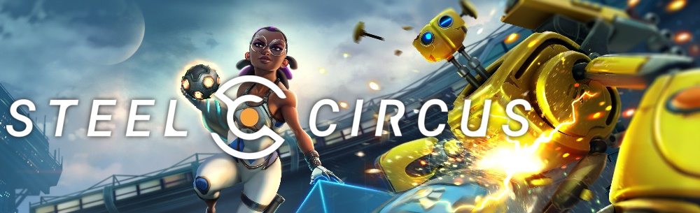 Steel Circus Giveaway Wide Banner