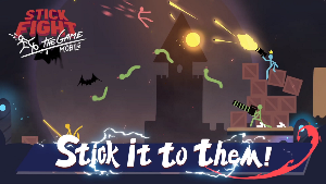 Stick Fight The Game Mobile CBT Trailer