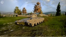 World of Tanks Console Dev Diary - Italian Tanks