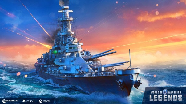 World of Warships Legends Early Access news