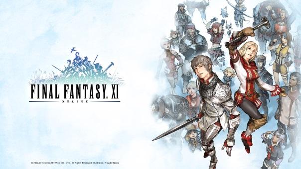 Final Fantasy XI - A long look back