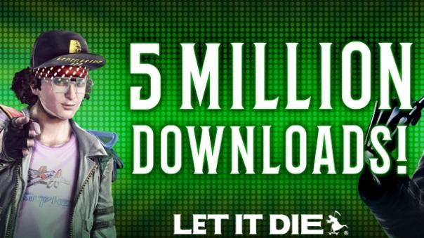 Let It Die Five Million image