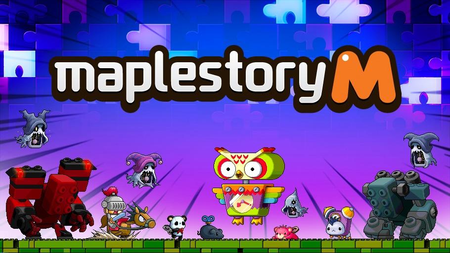 MapleStory M Monster Carnival Banner