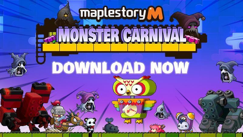 MapleStory M Monster Carnival