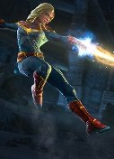 Marvel Contest of Champions Captain Marvel Screenshot Thumb