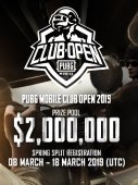 PUBG Mobile Club Open 2019 thumbnail