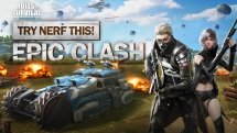 Rules of Survival Epic Clash