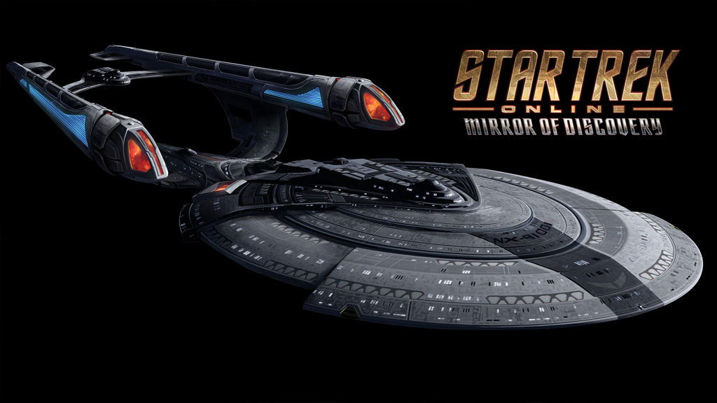 Star Trek Online MIrror of Destiny is out now on consoles so Colt and Jason are showing it off!