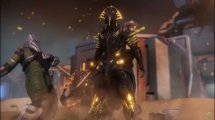 Warframe Melee Updates Footage