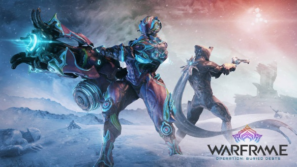 Warframe Operation Buried Debts on Console