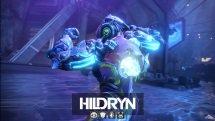 Warframe Profile - Hildryn