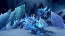 Aura Kingdom Charred Crystalline Dragon