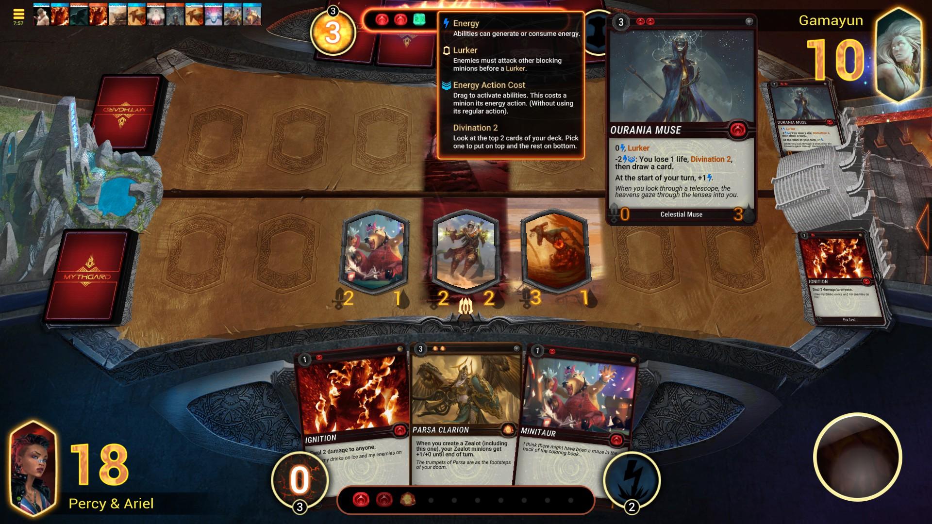 Mythgard Review Screenshot
