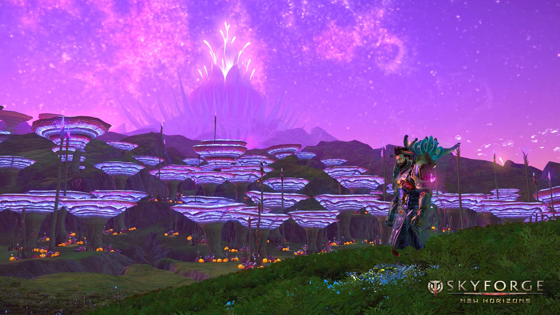 Skyforge New Horizons Screenshot