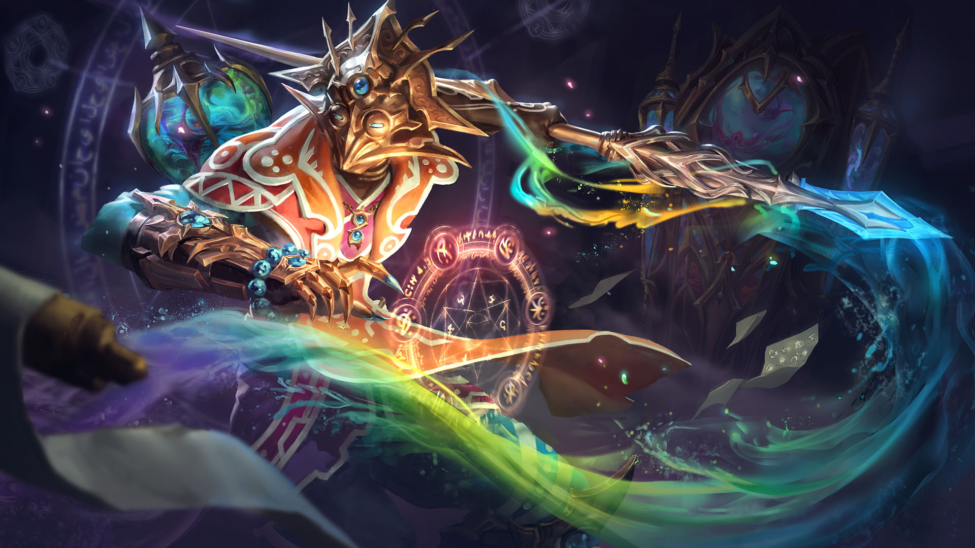 Smite - Sands and Skies Patch Notes