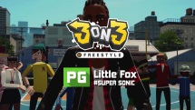 3on3 FreeStyle Little Fox