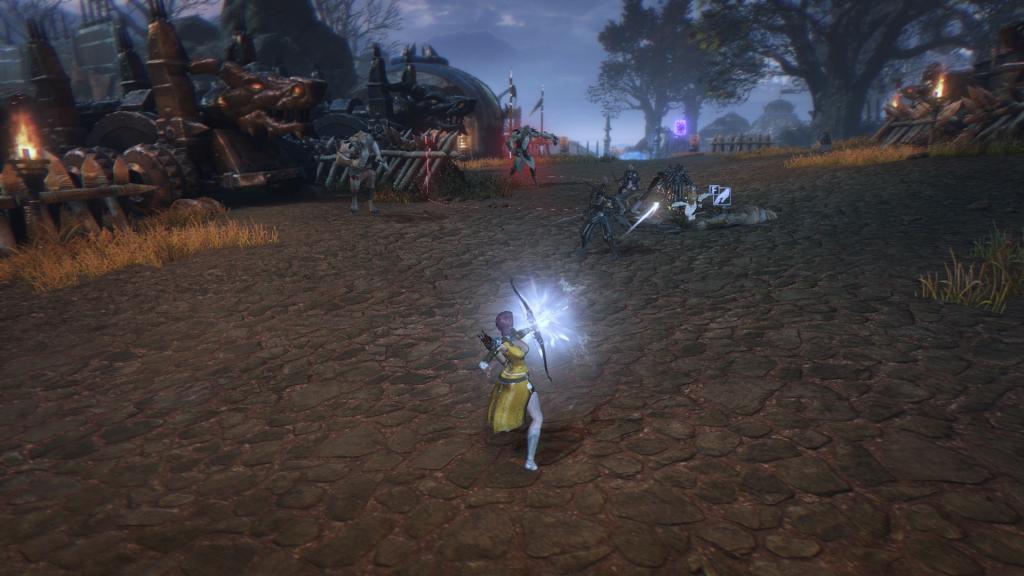 Astellia Online Archer Blog 3