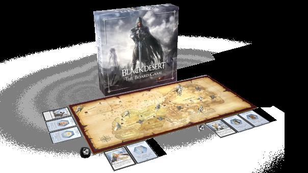 Black Desert Board Game
