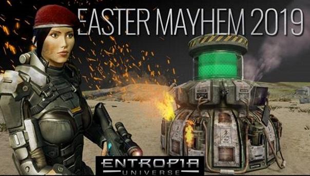 Entropia Universe Easter 2019