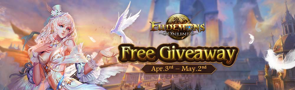 Eudemons Spring Giveaway Wide Banner