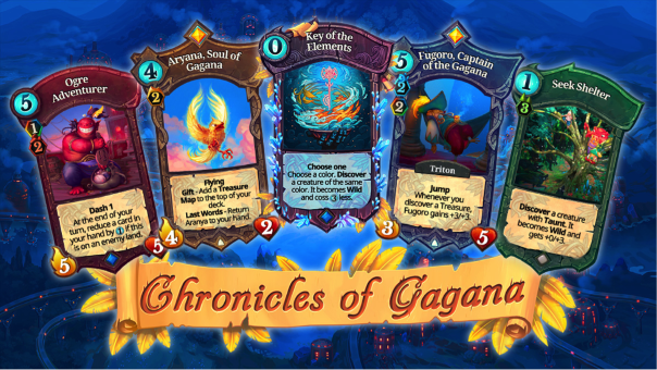 Faeria Reveals Chronicles of Gagana Expansion