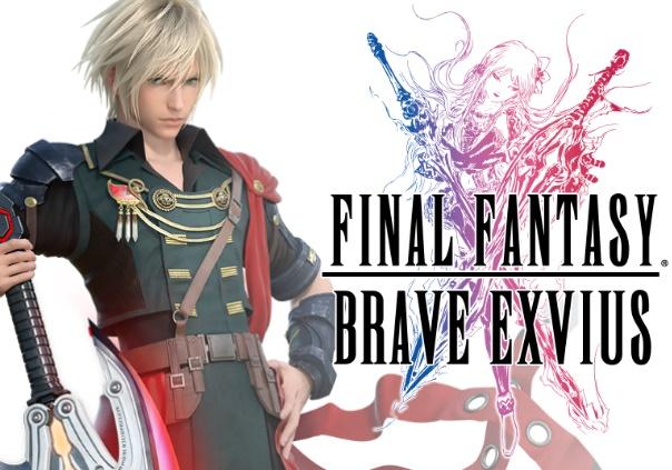 Final Fantasy Brave Exvius Header