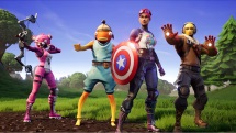 Fortnite X Avengers_ Endgame Trailer -
