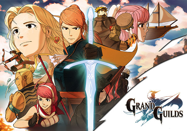 Grand Guilds Game Profile Image