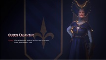 Gwent Leader Spotlight Queen Calanthe