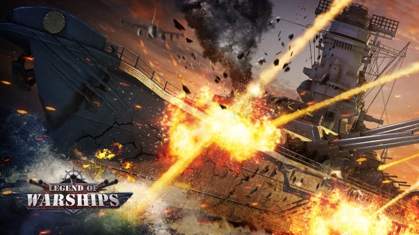 Legend of Warships contest news