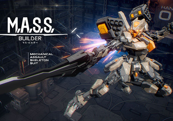 M.A.S.S. Builder Game Profile Image