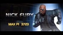 Marvel Contest of Champions Nick Fury's Moves