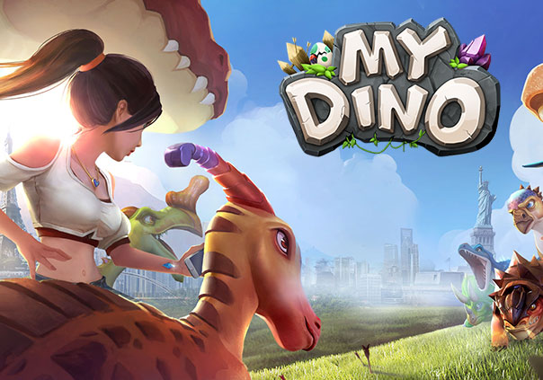 My Dino Profile Banner