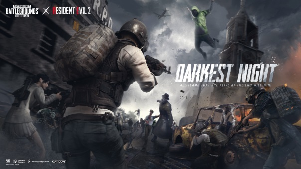 Pubg Mobile Darkest Night update thumbnail