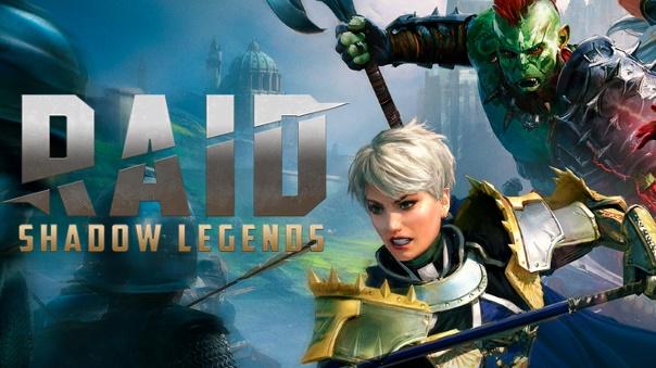 RAID Shadow Legends Header