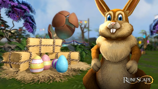 Runescape Easter News