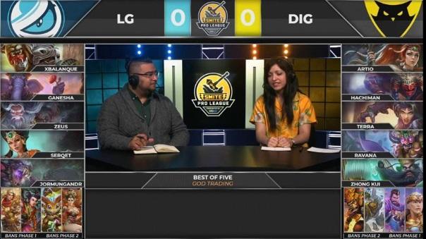 SPL Week Three - Dig vs LG