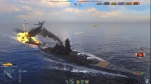 Sea Smackdown - World of Warships