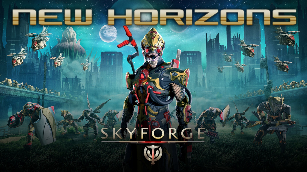 Skyforge New Horizons